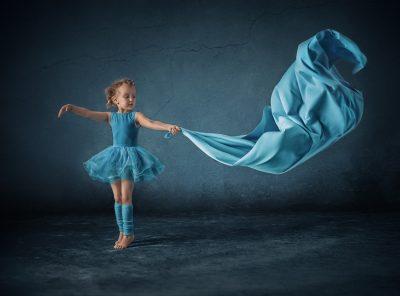 Fotografie fine art ballerina DM Studio Dan Muntean